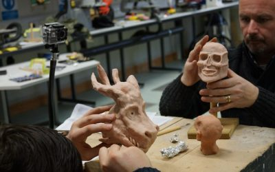 Sculpting Workshop LYIT
