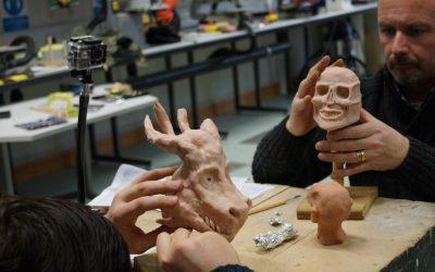 Sculpting Workshop LYIT