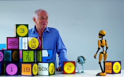 Working with Johnny Ball