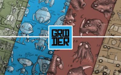 Gridder HQ